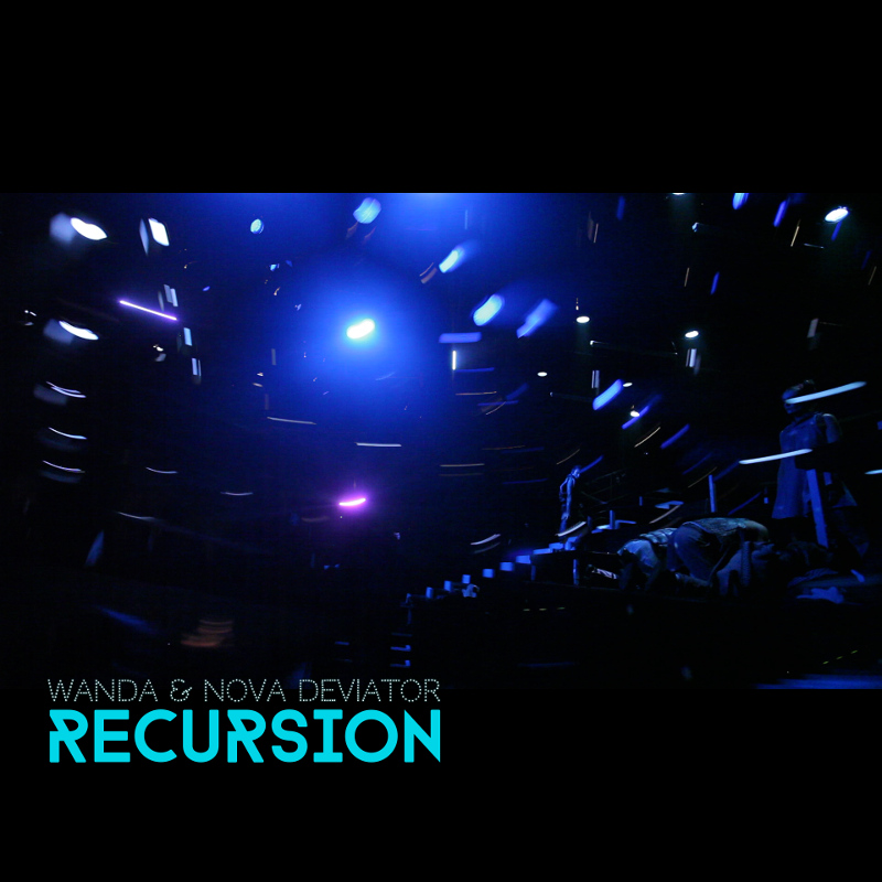 Recursion EP cover